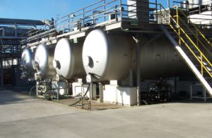 Aboveground Product Vessels